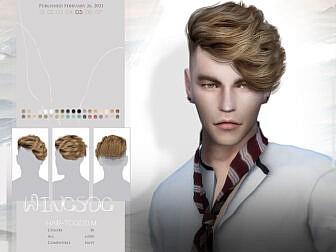 WINGS-TO0220 hair