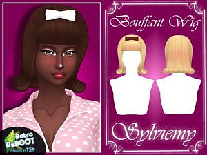 Bouffant Wig Set by Sylviemy