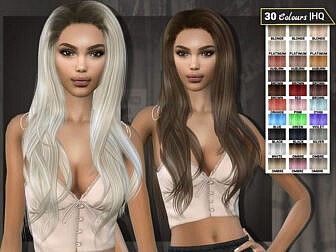 Hairstyle 11 Ronya by