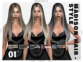 LeahLillith Madison Hairstyle