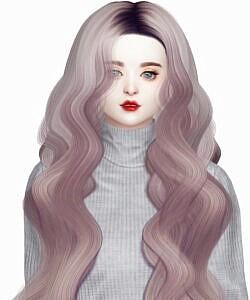 Maiden Hairstyle