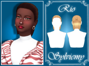 Rio Hairstyle by Sylviemy