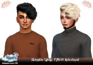 WINGS TO0220 Hair Retextured