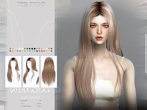 WINGS-TO0312 Hair