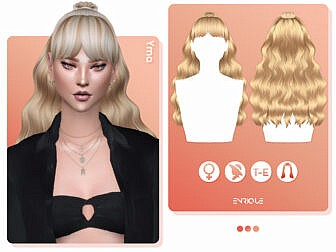 Yma Hairstyle