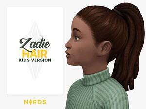 Zadie Hair by Nords