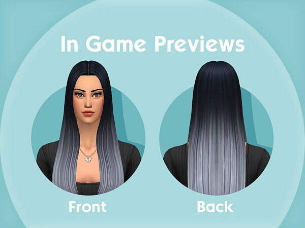 Vikai Hairstyle by simcelebrity00 ~ The Sims Resource for Sims 4