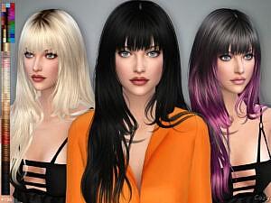 Cazy Aliza Hairstyle