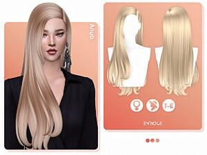 EnriqueS4 Anya Hairstyle