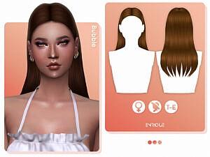 EnriqueS4 Bubble Hairstyle