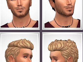 Johannes Hairstyle