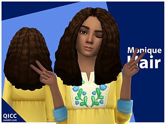 Monique Hairstyle by qicc