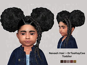Nevaeh HairToddler by drteekaycee