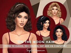 On the Moon Hair