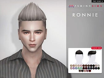 Ronnie Hairstyle by TsminhSims