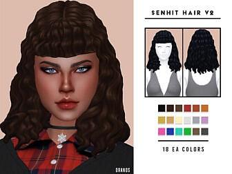 Senhit Hairstyle V2 by OranosTR