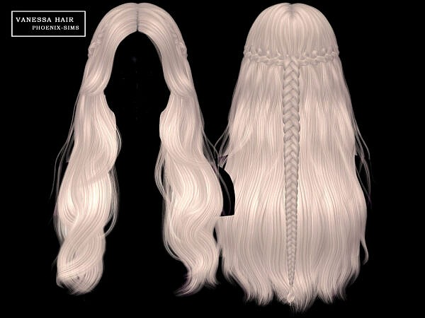 Hayden, Vanessa,Camila and Jolene Hairs
