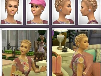 Verity F Hairstyle