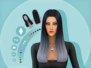 Vikai Hairstyle by simcelebrity00