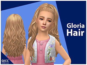 qicc Gloria Hairstyle