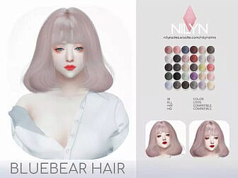 Bluebear Hairstyle