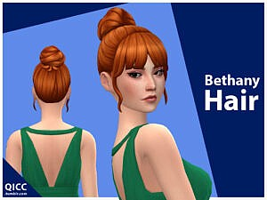 Bethany Hairstyle by qicc