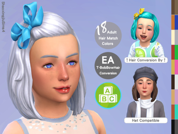 BobBow Hair by jeisse197