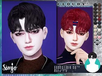 Cloudy Hair by KIMSimjo