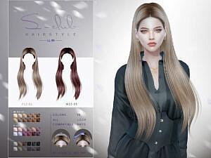 Hairstyle N86 by S-Club