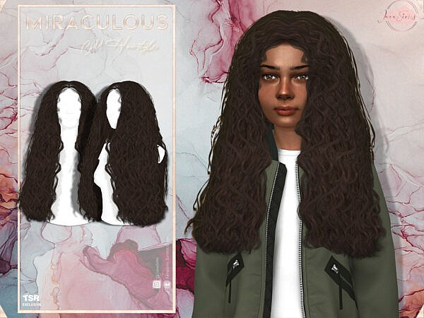 Miraculous Hair by JavaSims ~ The Sims Resource for Sims 4