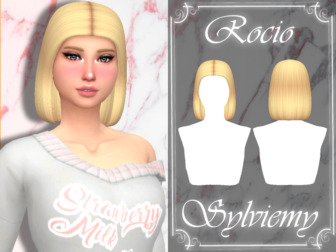Rocio Hairstyle by Sylviemy