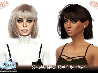 Wings TO0410 Hair Retextured