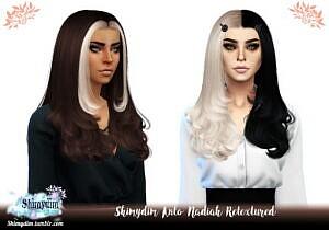 Anto`s Nadiah Hair Retextured