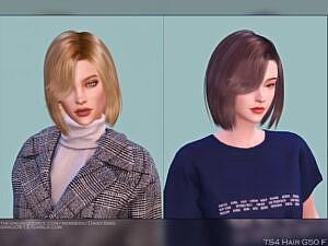 Hair G50 by DaisySims