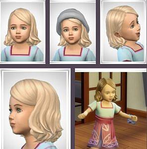 Florike Toddler Hair
