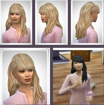 Harmony Hairstyle