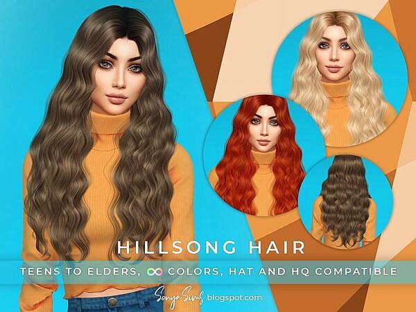 Hillsong Hair
