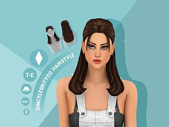 Joan Hairstyle by simcelebrity00
