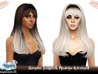 LeahLillith`s Madelyn Hair Retexture