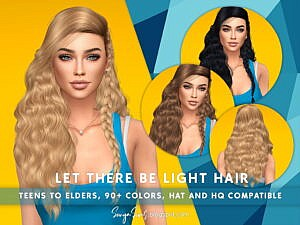 Let There be Light Hair