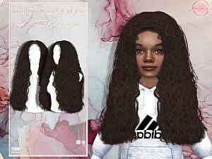 Miraculous Hair TG by JavaSims