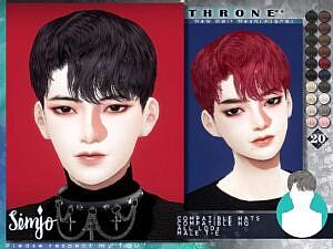 Simjo Throne Hair