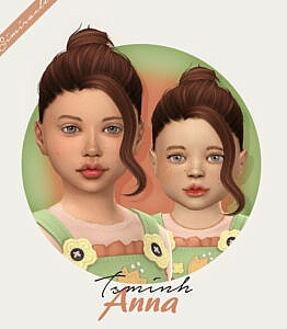 Tsminh`s Anna Hair Retextured