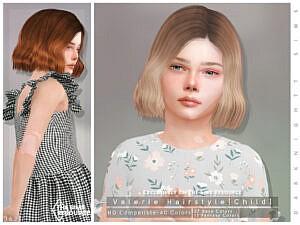 Valerie Hairstyle Child by DarkNighTt