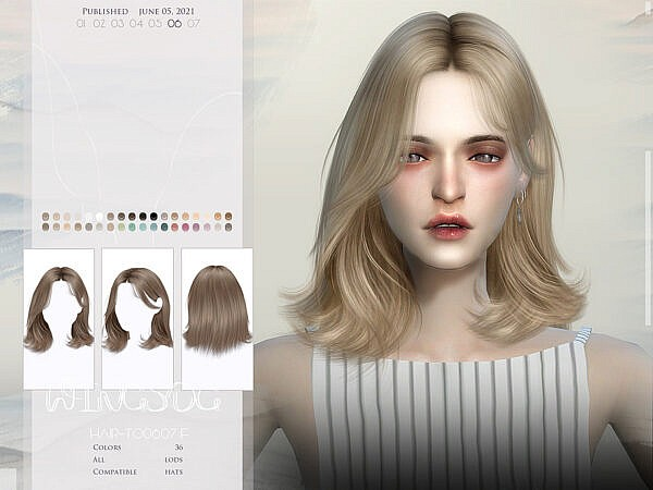 WINGS TO0607 ~ The Sims Resource for Sims 4