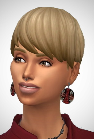 Lee Hair F ~ Birksches Sims Blog for Sims 4