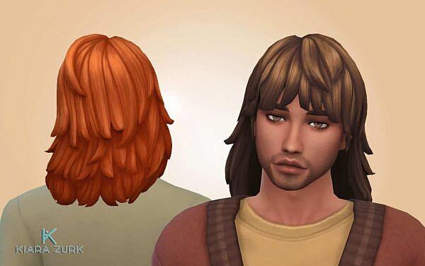 Benjamin Hair ~ Birksches Sims Blog for Sims 4